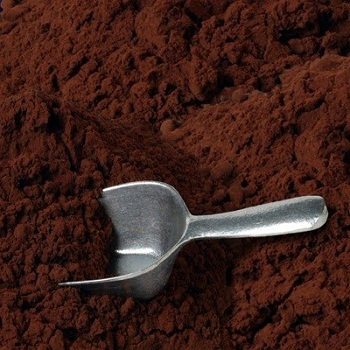 cocoa powder - insoluble fibre foods